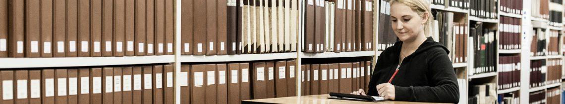 Archive betreuen