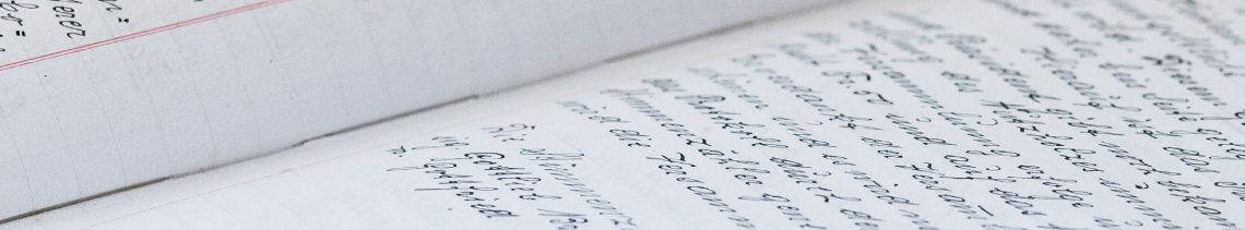 Handschriften transkribieren